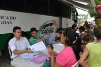 Ônibus da Defensoria Pública leva serviços ao interior de Alagoas