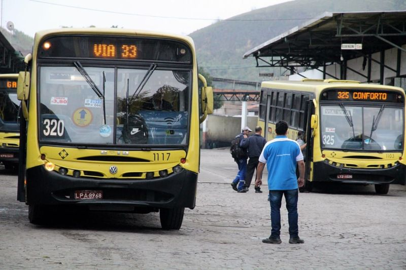 Prefeitura de Volta Redonda fiscaliza Viação Sul Fluminense após nova intervenção judicial