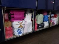 PR: PRF apreende ônibus com mercadoria sem nota vindo do Paraguai