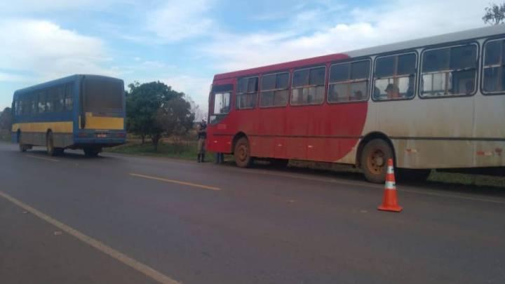 MG: Motorista de ônibus é presa por transporte clandestino