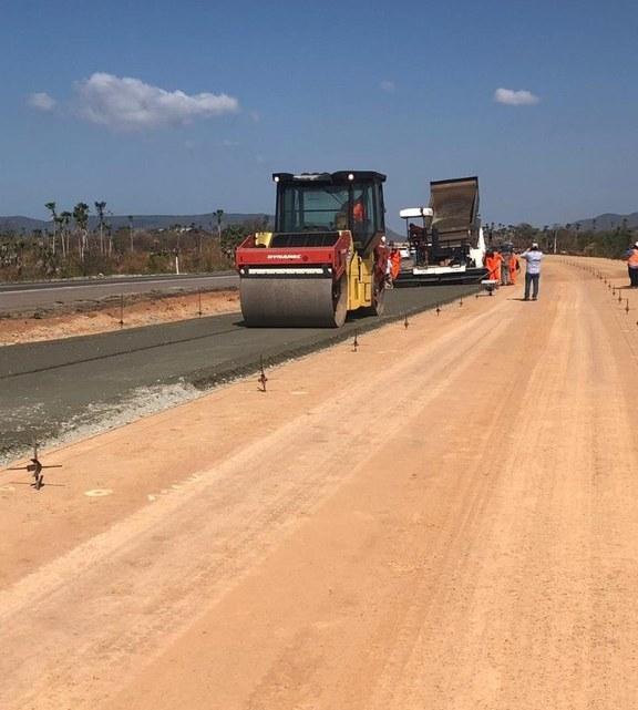 Ceará: BR-222 recebe obras de melhorias