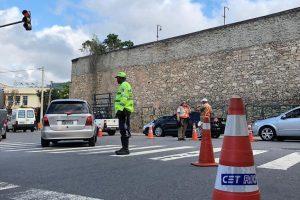 Intervenções no trânsito para a segunda fase do Rock in Rio começarão mais tarde nesta quinta-feira