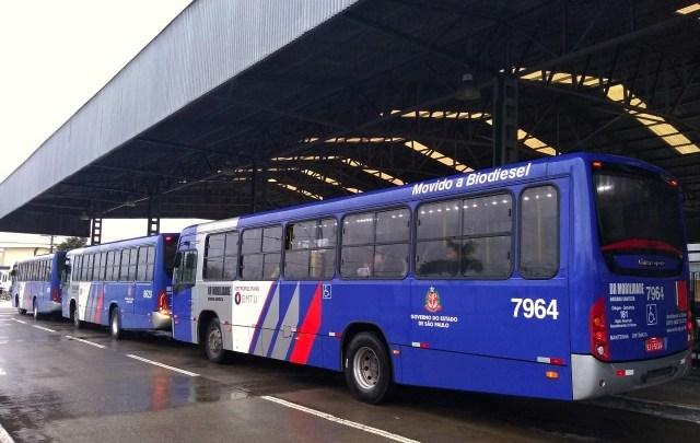SP: EMTU amplia o número de ônibus e de viagens em linha Praia Grande x Santos