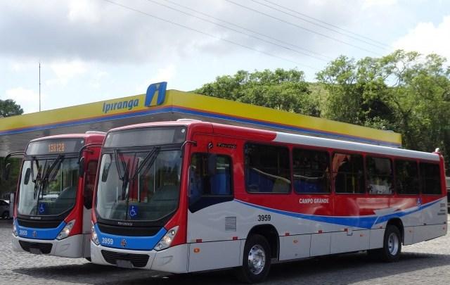 MS: Campo Grande receberá 20 novos ônibus nesta segunda-feira