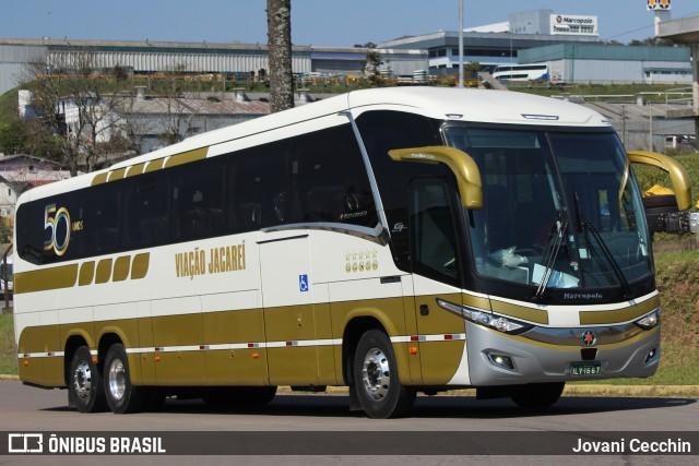 Viação Jacareí inova com Paradiso New G7 1200
