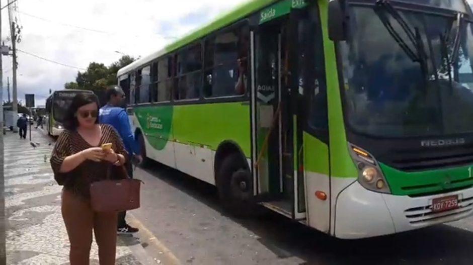 RJ: Fiscalização notifica empresas de ônibus em Campos dos Goytacazes