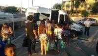Rio: Lamsa inicia recuperação de passarela atingida por ônibus