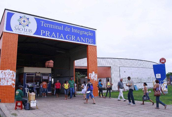 São Luís: Terminal da Praia Grande será interditado