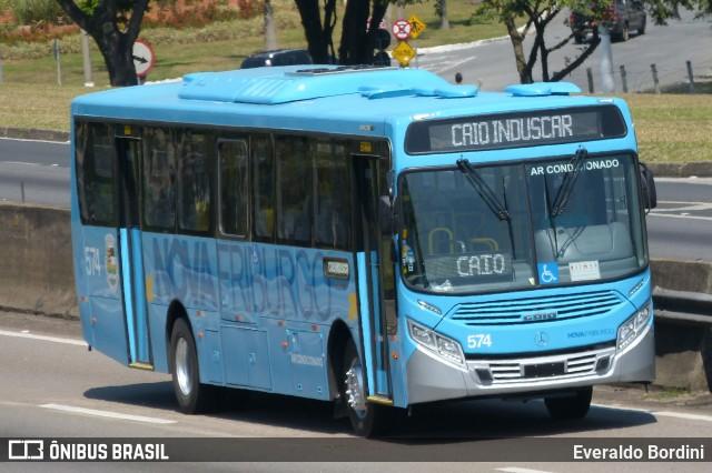 RJ: FAOL recebe novos ônibus urbanos