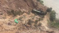 Acidente com ônibus no Peru deixa 17 mortos e 30 feridos