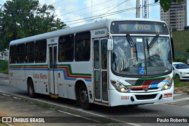 Tarifa diferenciada em ônibus de Natal é suspensa pela justiça