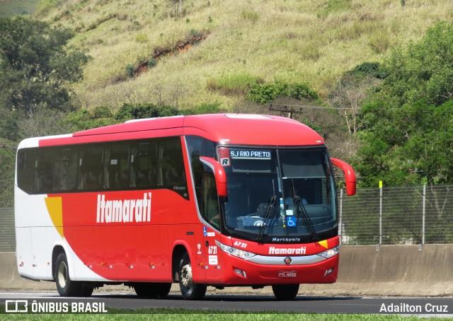 Expresso Itamarati segue com mais passageiros em Aparecida