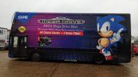 Mega Drive Bus circula pela Europa e Reino Unido