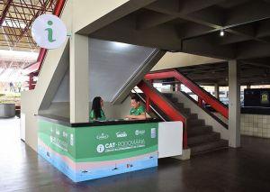 Rodoviária de Maceió ganha novo Centro de Atendimento ao Turista