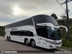 Kaissara incorpora mais um ônibus New G7 1800DD 15 metros