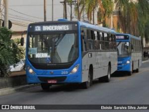 Homem é detido por importunação sexual em ônibus de Juiz de Fora