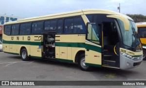 Unida renova parte da frota com novo ônibus G7