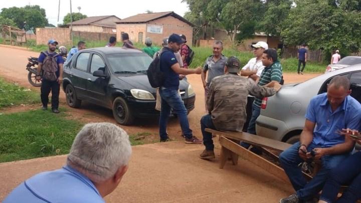 Rondônia: Termina a paralisação de rodoviários em Candeias do Jamari