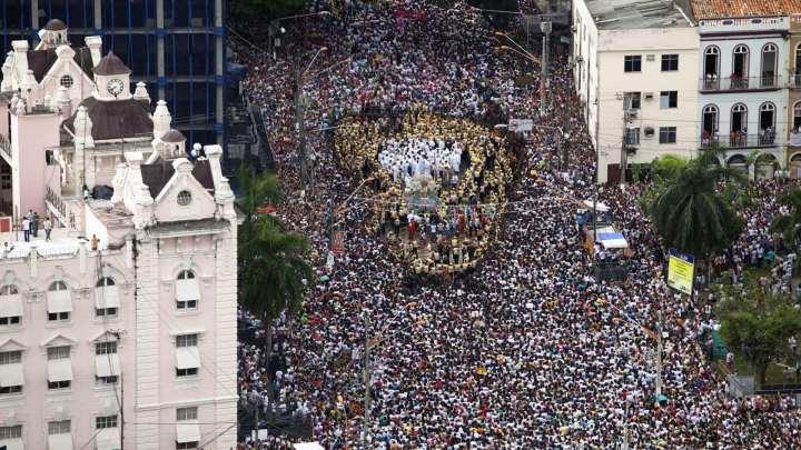 Belém: Círio de Nazaré vai alterar linhas de ônibus na sexta-feira 11