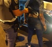 SP: Mulher é presa com drogas no corpo a bordo de ônibus na Raposo Tavares