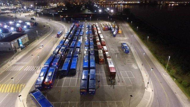 Rock in Rio: Ônibus Primeira Classe possuem goteiras e motoristas perdidos
