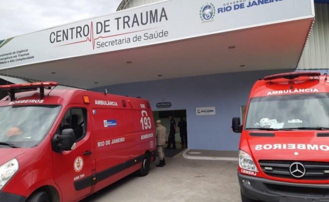 RJ: Jovem acaba baleado ao tentar assaltar ônibus em São Gonçalo