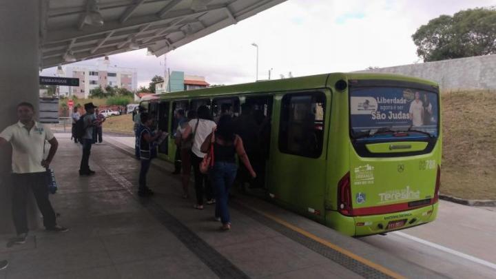 Prefeitura de Teresina vai implantar nova linha de ônibus para a zona leste