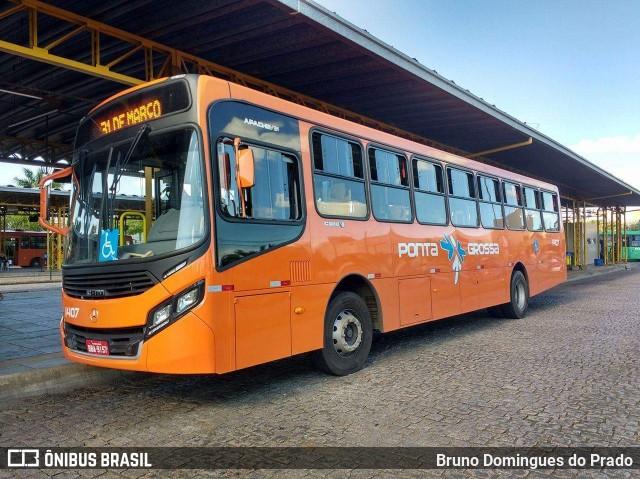 PR: Tarifa de ônibus de Ponta Grossa será reduzida para R$ 3,80 nesta sexta-feira 29