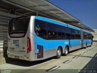 Rio: Homem acaba preso após ejacular em mulher   dentro do ônibus do BRT