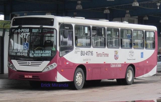 Pará: Candidatos terão gratuidade em ônibus no dia da 2ª etapa do Enem