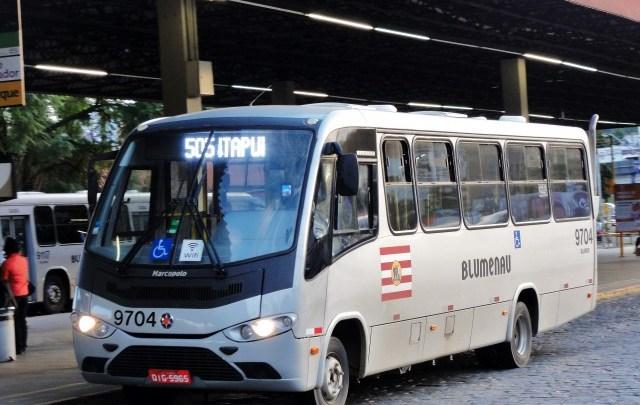 Rodoviários de Blumenau descartam paralisação