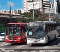 Consórcio Grande Recife reforçará 28 linhas de ônibus para atender o Enem neste domingo
