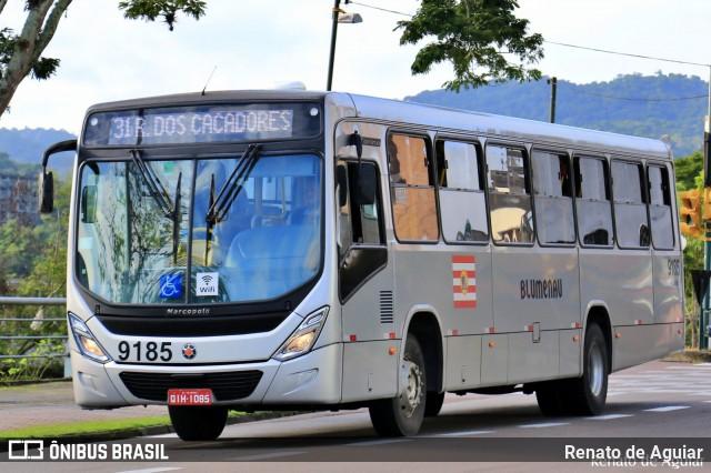 SC: Prefeitura de Blumenau anuncia aumento na tarifa de ônibus para dia 10 de dezembro