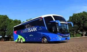 Empresa Trans Isaak renova com 3 novos Invictus HD Volvo