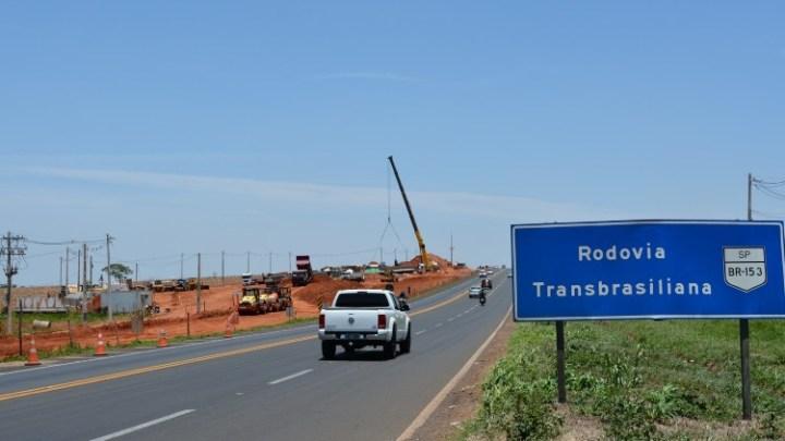 SP: ANTT mantém valor do pedágio BR-153 Transbrasiliana