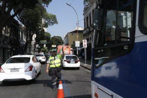 Rio: BRS Mem de Sá amplia corredores de ônibus na cidade