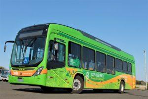 PA: Santarém poderá ter ônibus elétricos em 2020
