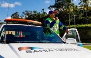 Concessionária Bahia Norte pede cautela ao trafegar pela BA-093 nesta terça-feira