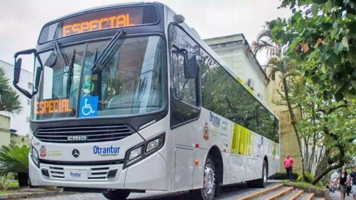 SP: Novos ônibus de São Vicente seguem sem circular