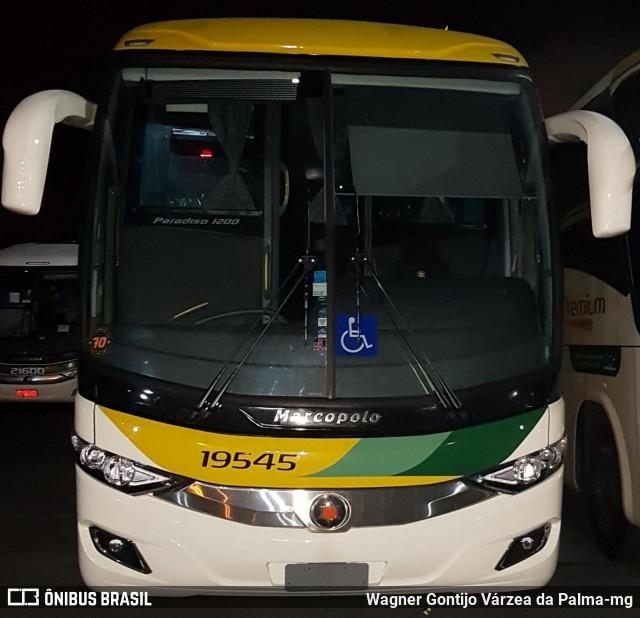 Novos ônibus da Gontijo devem chegar em Belo Horizonte na tarde desta sexta-feira 22