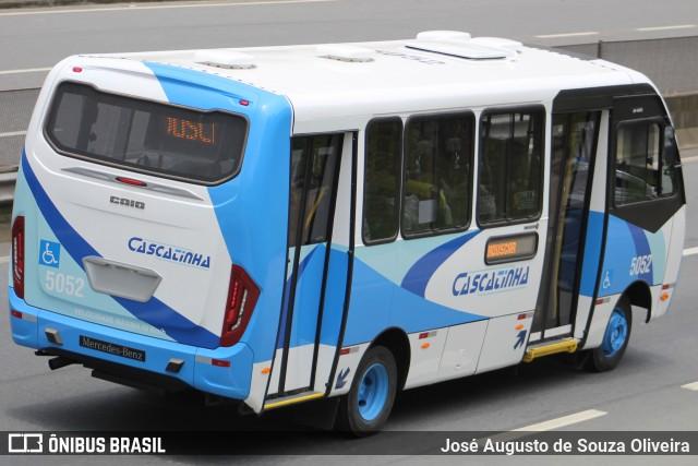 RJ: Petro Ita e Cascatinha renovam com novos micro-ônibus