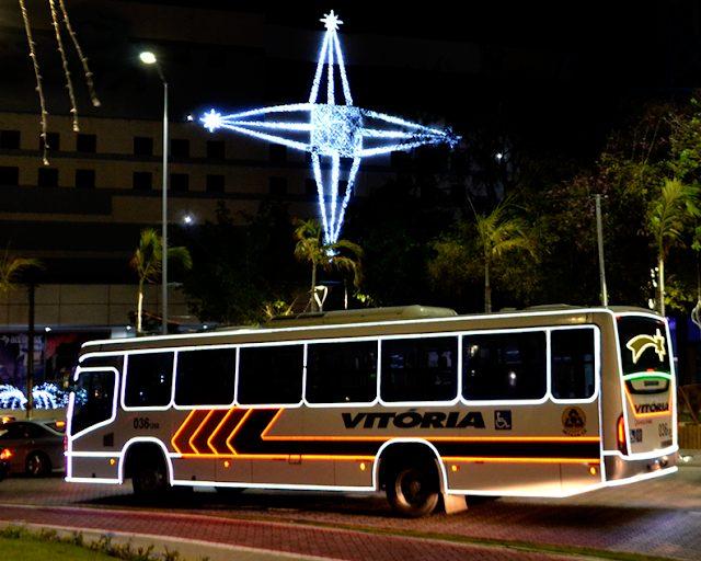 Ceará: Empresa Vitória traz o Natal Iluminado para Caucaia