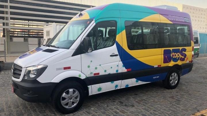 Fortaleza: Sindiônibus lançará em dezembro serviço TopBus+, semelhante ao Uber