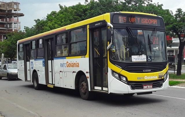 Prefeitura de Goiânia estende atendimento da linha 175 e liga corredores preferenciais