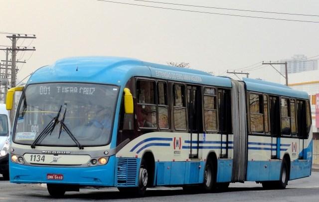 GO: Metrobus afirma que frota de veículos é equipada com câmeras de vídeo-monitoramento