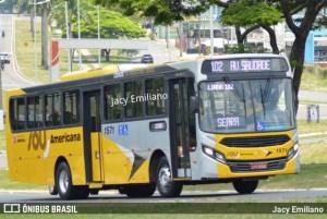 SP: Tarifa de ônibus em Americana aumenta para R$ 4.70