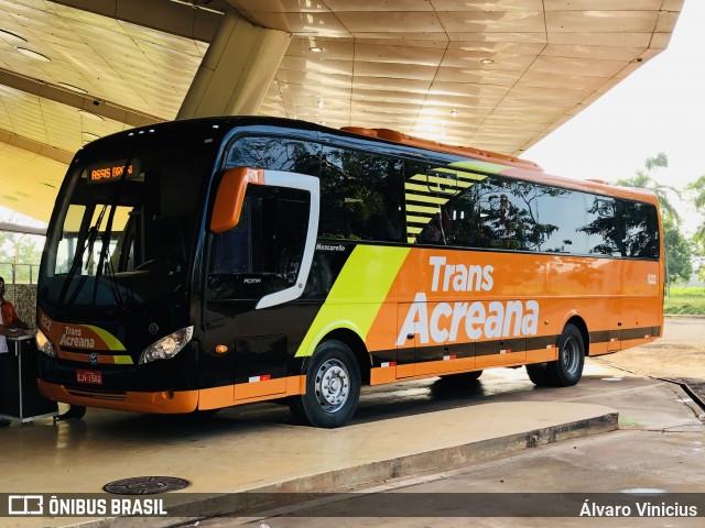 AC: Ônibus que seguiam para Rio Branco são atacados por bandidos na BR-364