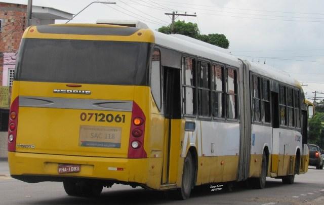 Governo do Amazonas lança operação Policial Sem Rosto visando coibir roubos à ônibus