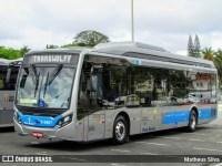 São Paulo assume liderança nacional na frota de ônibus 100% elétricos
