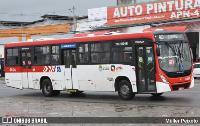 Maceió: Aumento na tarifa de ônibus é votado pelo conselho municipal nesta quinta-feira 26